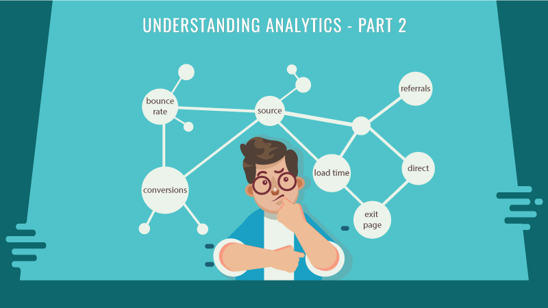 understanding terms of website analytics